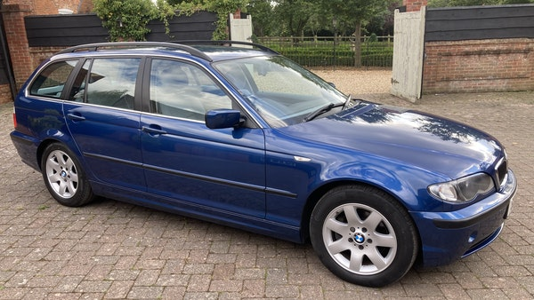 2001 BMW E46 320i SE Touring For Sale (picture 1 of 105)