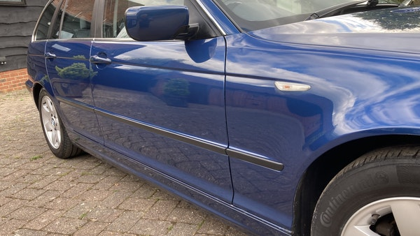 2001 BMW E46 320i SE Touring For Sale (picture 72 of 105)
