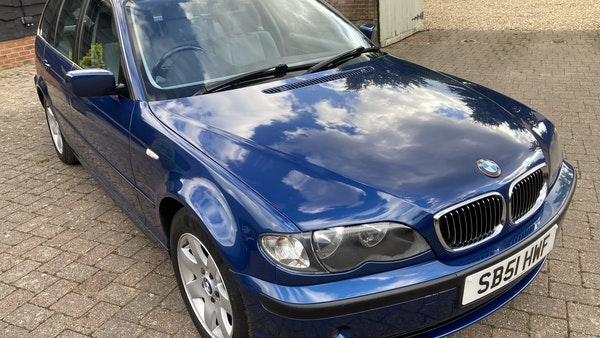 2001 BMW E46 320i SE Touring For Sale (picture 6 of 105)