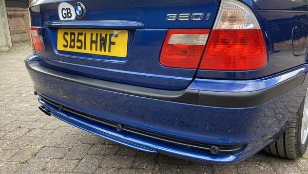 2001 BMW E46 320i SE Touring For Sale (picture 84 of 105)