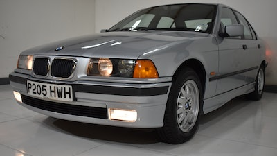NO RESERVE! 1997 BMW 323i