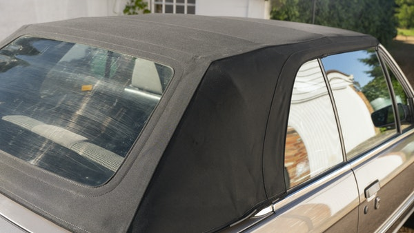 1987 BMW E30 325i convertible For Sale (picture 88 of 238)
