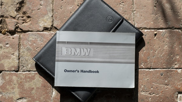 1987 BMW E30 325i convertible For Sale (picture 195 of 238)
