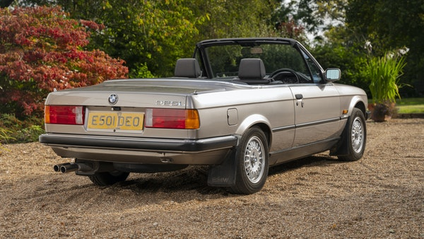 1987 BMW E30 325i convertible For Sale (picture 12 of 238)