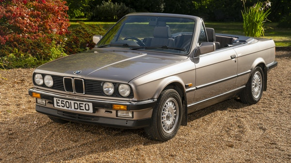 1987 BMW E30 325i convertible For Sale (picture 1 of 238)