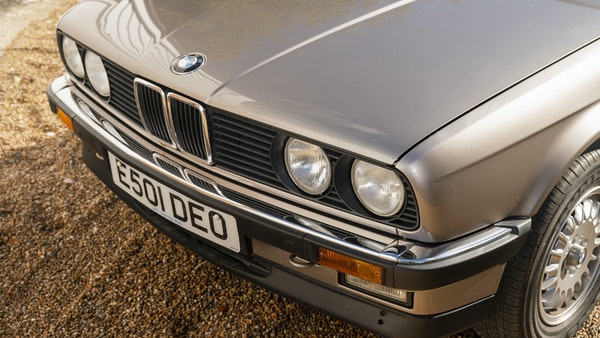 1987 BMW E30 325i convertible For Sale (picture 121 of 238)