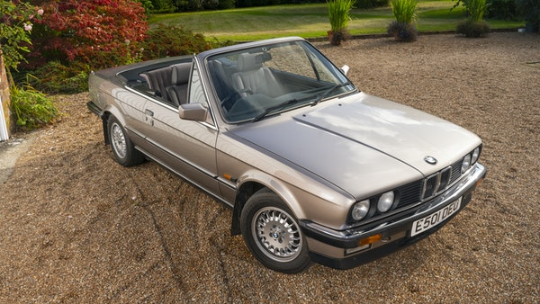 1987 BMW E30 325i convertible For Sale (picture 10 of 238)