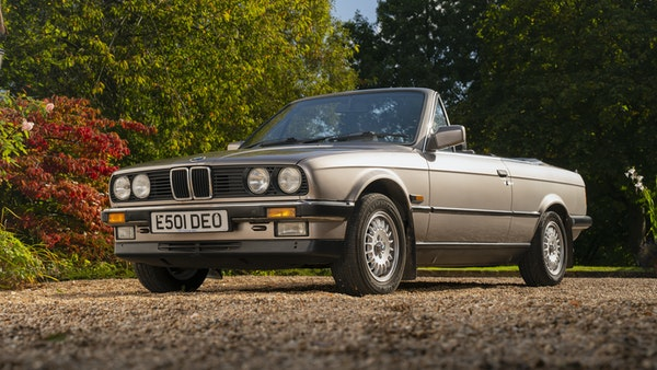 1987 BMW E30 325i convertible For Sale (picture 11 of 238)