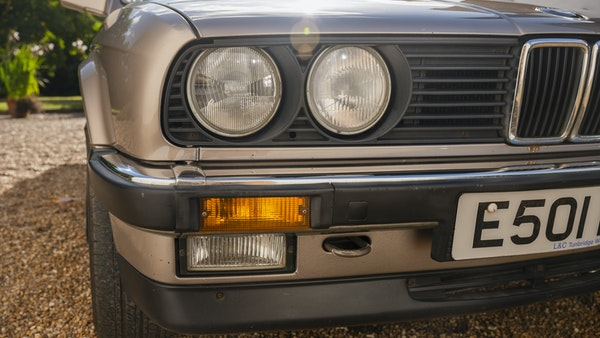 1987 BMW E30 325i convertible For Sale (picture 123 of 238)