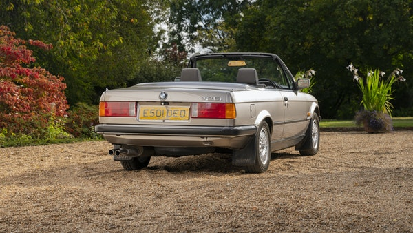 1987 BMW E30 325i convertible For Sale (picture 14 of 238)