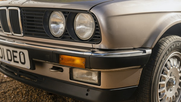 1987 BMW E30 325i convertible For Sale (picture 122 of 238)