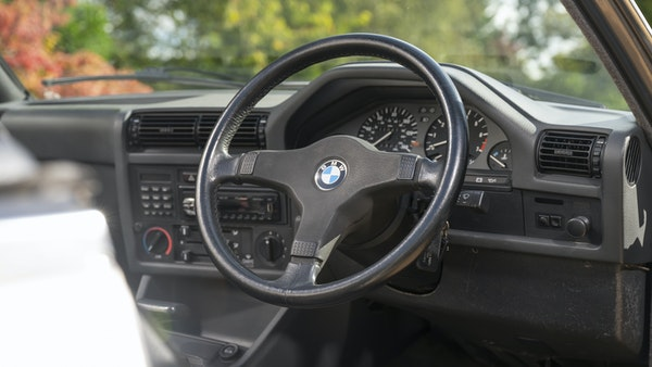 1987 BMW E30 325i convertible For Sale (picture 37 of 238)