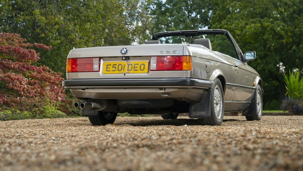 1987 BMW E30 325i convertible For Sale (picture 7 of 238)
