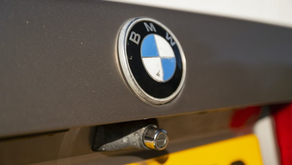 1987 BMW E30 325i convertible For Sale (picture 76 of 238)
