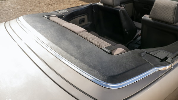 1987 BMW E30 325i convertible For Sale (picture 144 of 238)