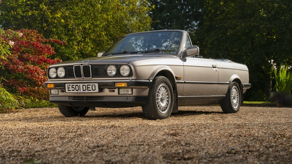 1987 BMW E30 325i convertible For Sale (picture 3 of 238)