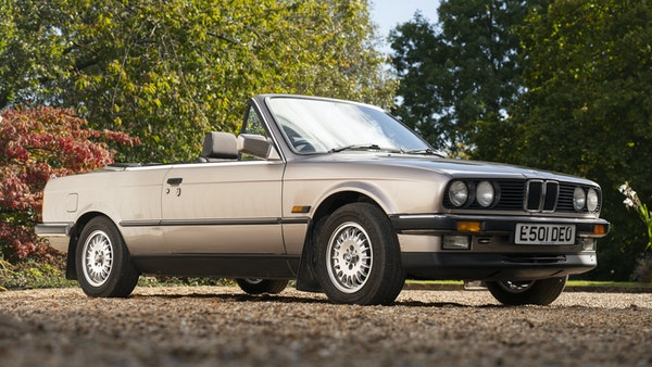 1987 BMW E30 325i convertible For Sale (picture 19 of 238)