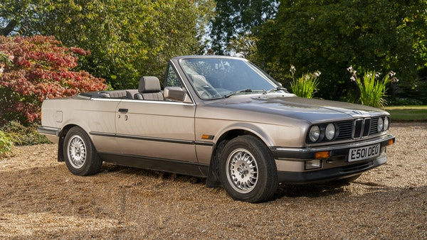 1987 BMW E30 325i convertible For Sale (picture 13 of 238)