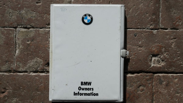 1987 BMW E30 325i convertible For Sale (picture 193 of 238)