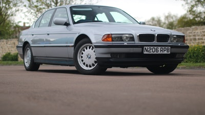 NO RESERVE! - 1995 E38 BMW 730i