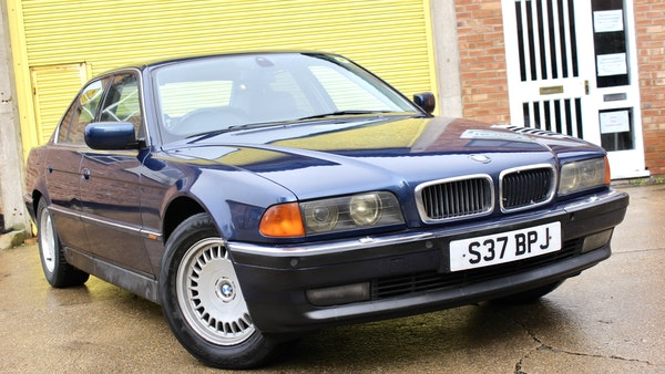 1998 BMW 750i V12 For Sale (picture 15 of 74)