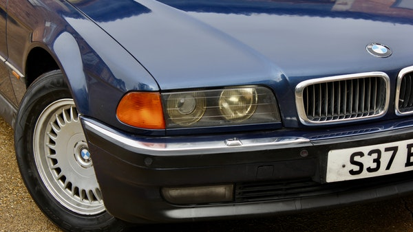 1998 BMW 750i V12 For Sale (picture 16 of 74)