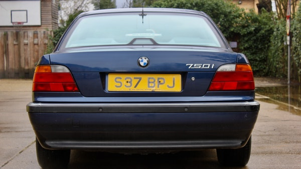 1998 BMW 750i V12 For Sale (picture 19 of 74)