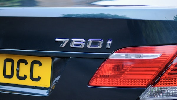 NO RESERVE! - 2008 BMW 760i For Sale (picture 78 of 102)