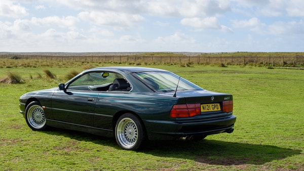 1994 BMW 840Ci Auto For Sale (picture 24 of 99)