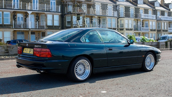 1994 BMW 840Ci Auto For Sale (picture 22 of 99)
