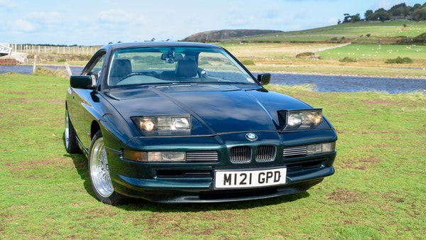 1994 BMW 840Ci Auto For Sale (picture 8 of 99)