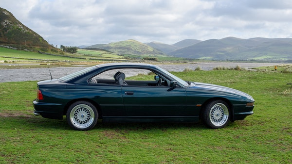 1994 BMW 840Ci Auto For Sale (picture 5 of 99)