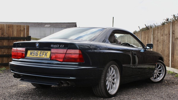 1994 BMW 840Ci For Sale (picture 20 of 102)