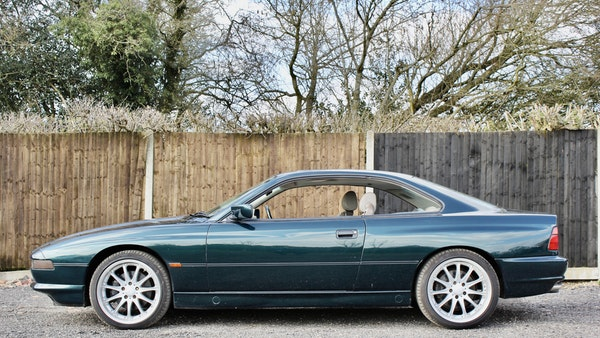 1994 BMW 840Ci For Sale (picture 7 of 102)