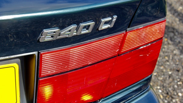 1994 BMW 840Ci For Sale (picture 66 of 102)