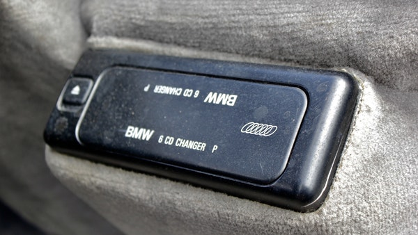 1994 BMW 840Ci For Sale (picture 47 of 102)