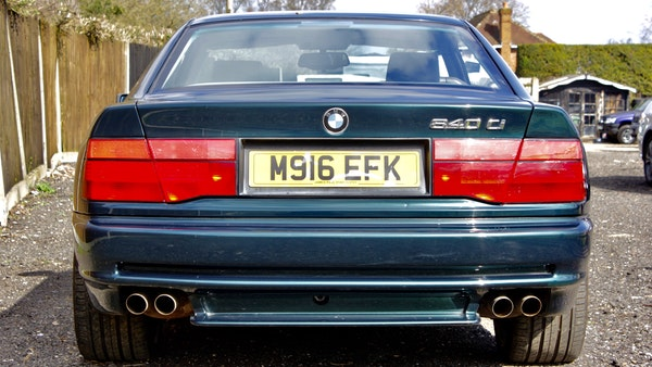 1994 BMW 840Ci For Sale (picture 5 of 102)