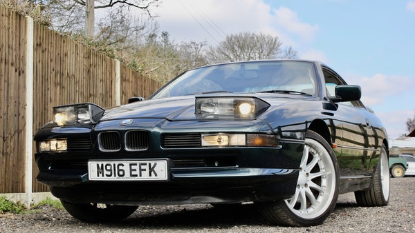 1994 BMW 840Ci For Sale (picture 21 of 102)