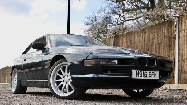 1994 BMW 840Ci For Sale (picture 3 of 102)