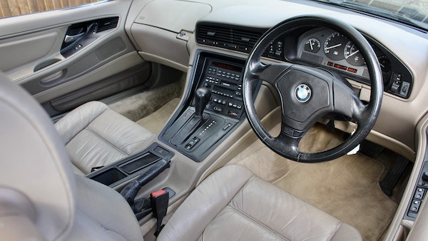 1994 BMW 840Ci For Sale (picture 30 of 102)