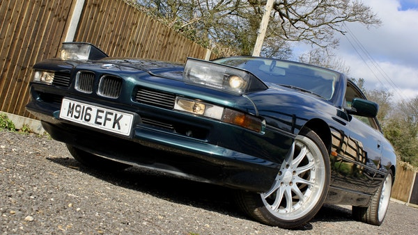 1994 BMW 840Ci For Sale (picture 18 of 102)