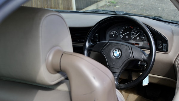 1994 BMW 840Ci For Sale (picture 27 of 102)