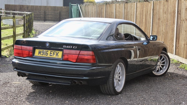 1994 BMW 840Ci For Sale (picture 11 of 102)