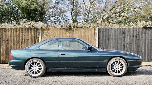 1994 BMW 840Ci For Sale (picture 6 of 102)