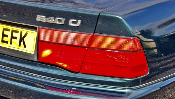 1994 BMW 840Ci For Sale (picture 67 of 102)