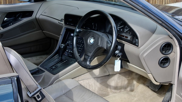 1994 BMW 840Ci For Sale (picture 28 of 102)