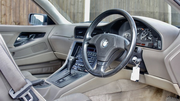 1994 BMW 840Ci For Sale (picture 36 of 102)