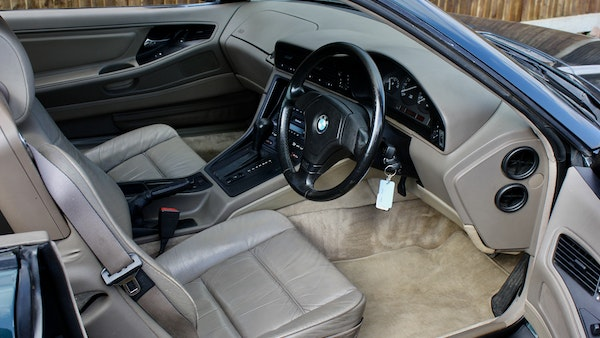 1994 BMW 840Ci For Sale (picture 32 of 102)