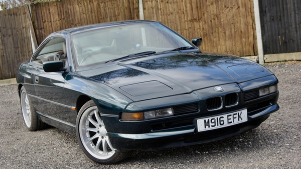 1994 BMW 840Ci For Sale (picture 14 of 102)