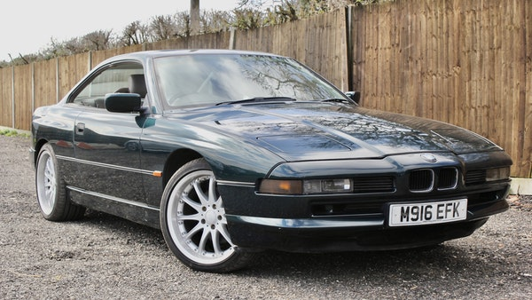 1994 BMW 840Ci For Sale (picture 10 of 102)
